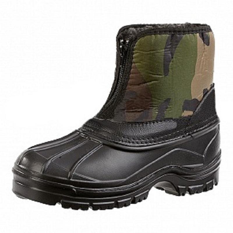Ботинки мужские ЭВА на молнии КМФ